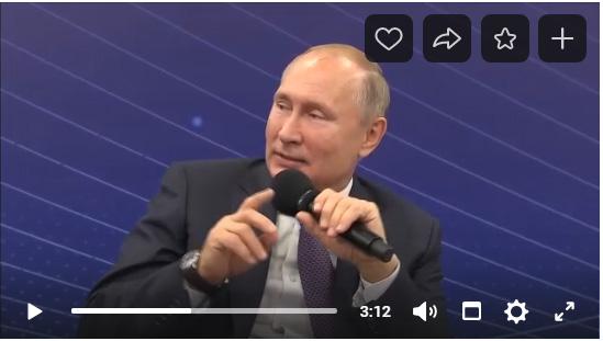 Мария Студеникина заручилась поддержкой В. Путина на реализацию пилотного проекта по профилактике абортов в восьми регионах