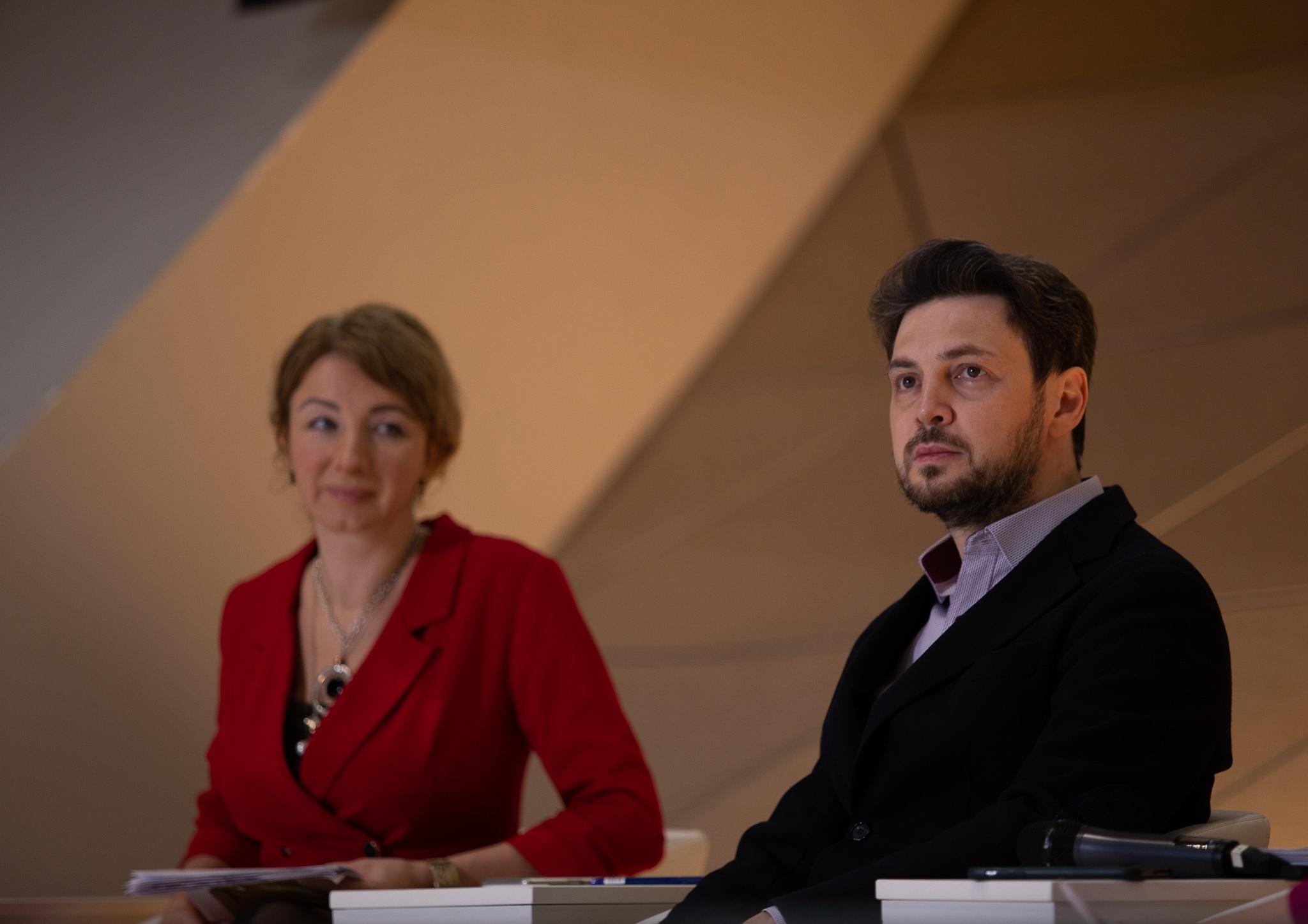 Пленарное заседание форума «Генерация-2050»