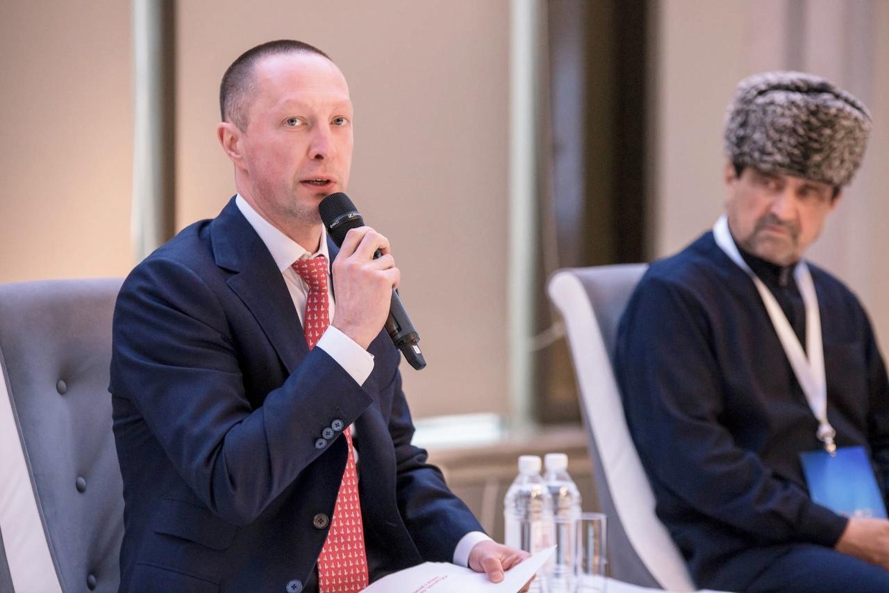 Президент Корпорации «Синергия» Вадим Лобов выступил на стратегической сессии «Демография – 2035»