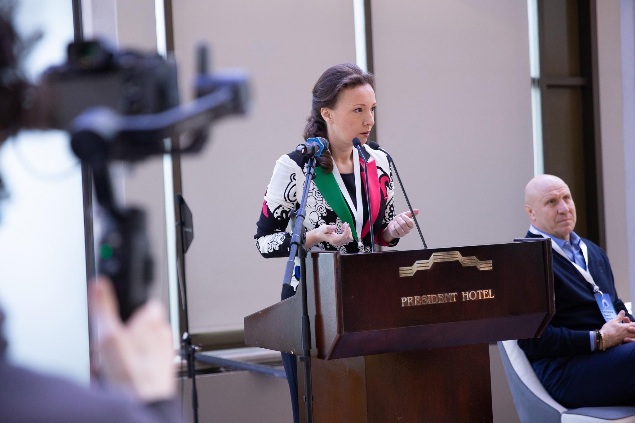 Кузнецова: поддержка беременных в трудных ситуациях должна стать федеральной задачей