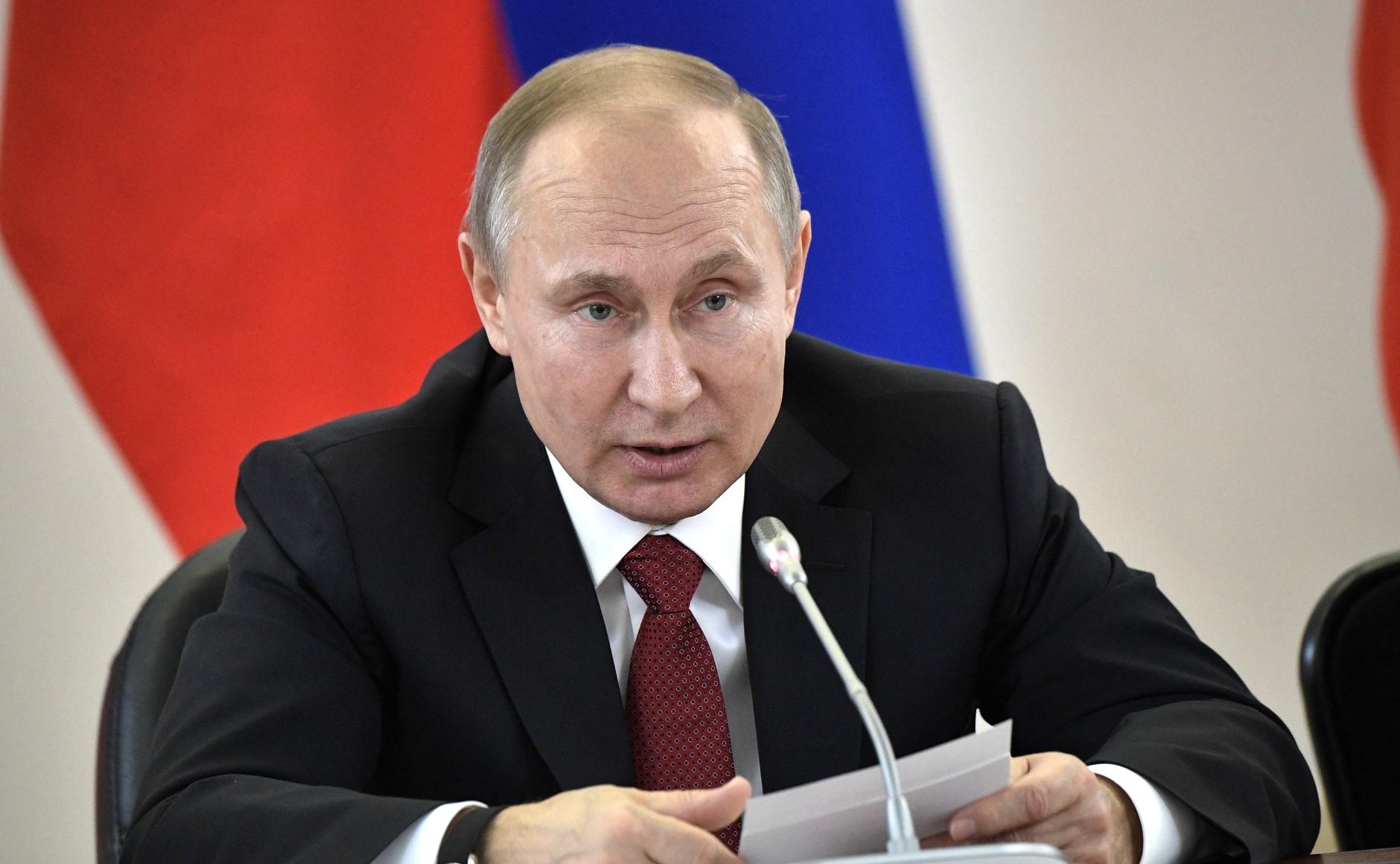 Владимир Путин дал Правительству 3 года, чтобы остановить вымирание нации